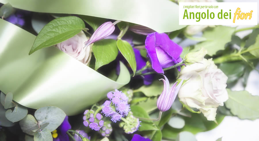 Consegna fiori a domicilio Marino - Spedizione fiori lutto Marino - Quanto costa Spedire fiori a Marino