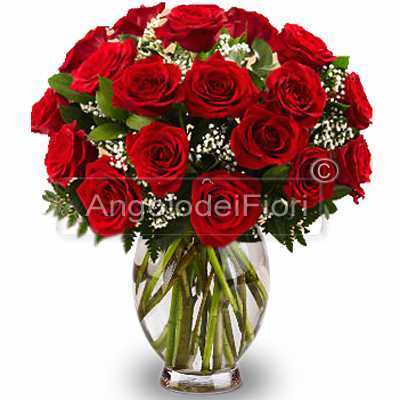 Bouquet di Rose Rosse Special