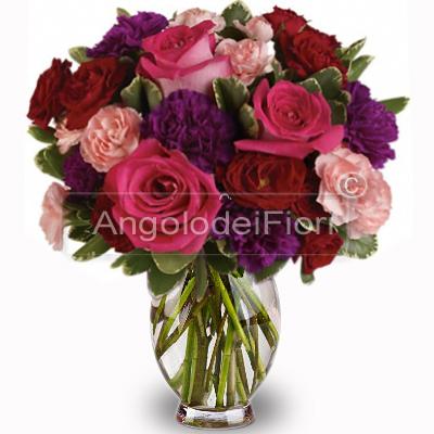 Bouquet Fantasy Colors