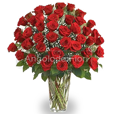 Cinquanta Rose Rosse