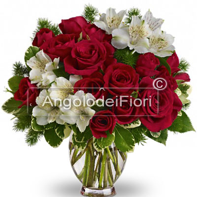 Bouquet Christmas Rose