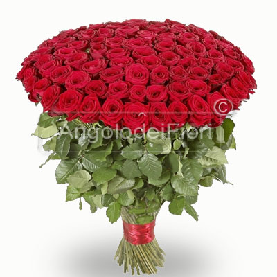 Two hundred Red Roses