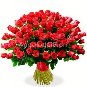 Hundred Red Roses